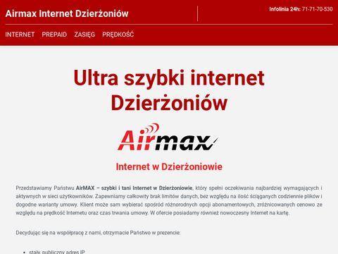 Airmax-internet-dzierzoniow.pl