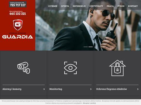 Guardia - agencja ochrony Kraków