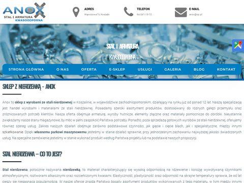 Anox.com.pl