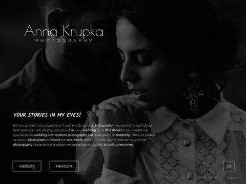 Annakrupka.com - fotograf