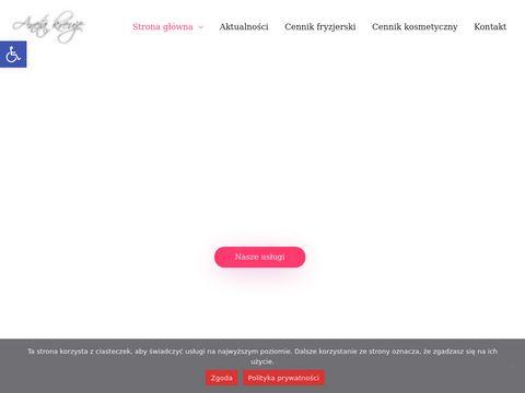 Anetakreuje.pl - fryzjer Łódź