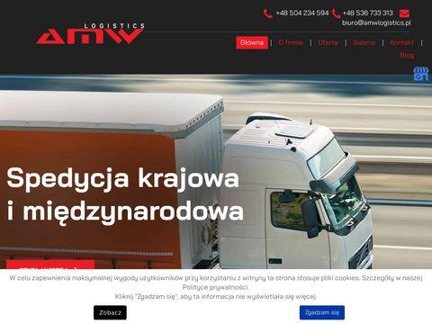 Amwlogistics.pl spedycja krajowa
