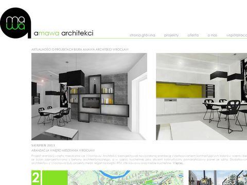 Amawa architekci - architekt Wrocław