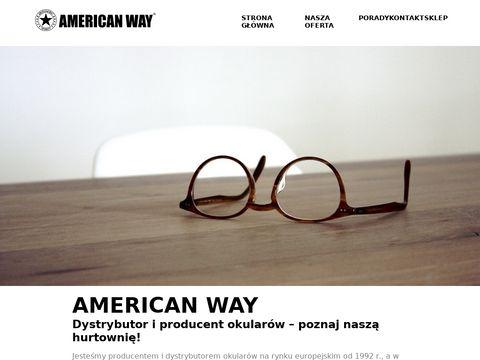Americanway.com.pl - dystrybutor okularów