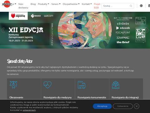 Alstor - technologie dla firm i szpitali