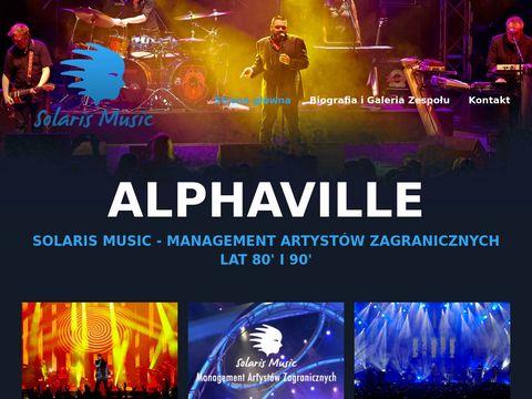 Alphaville.com.pl - koncert