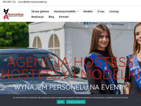 Alternativamodels.pl hostessy Warszawa