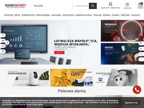 Alkam-security.pl - centrale alarmowe Paradox