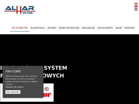 Alhar.pl termoizolacyjne systemy klinkierowe