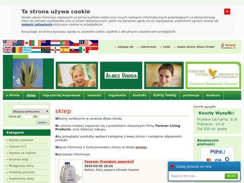 Aloes-uroda.pl Forever