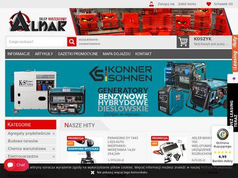 Alnar.pl - sklep z elektronarzędziami