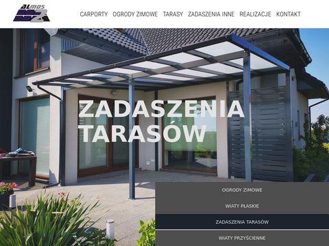 Almos-2.pl zadaszenie