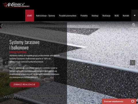 Alchimica.com.pl renowacja nieszczelnych