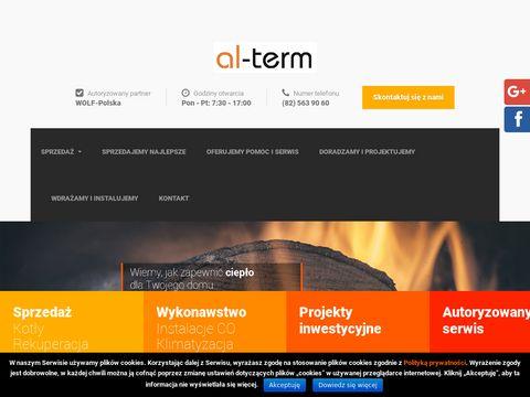 Al-term.pl kotły