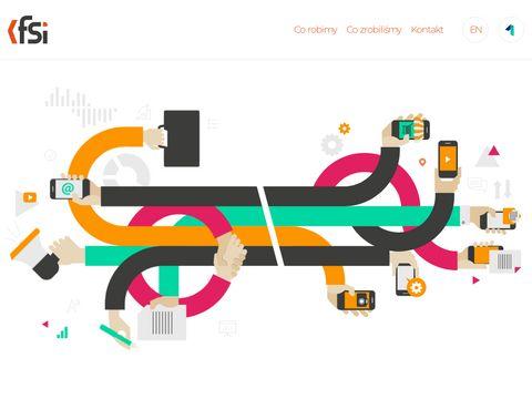 FSi - tworzenie stron internetowych dla firm