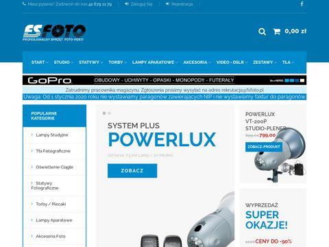 Fsfoto.pl Sklep Fotograficzny