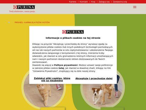 Karma dla kotów - Friskies.pl