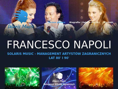 Francesconapoli.pl - koncert