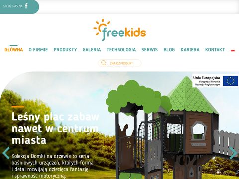 Free Kids s.c. huśtawki dla dzieci