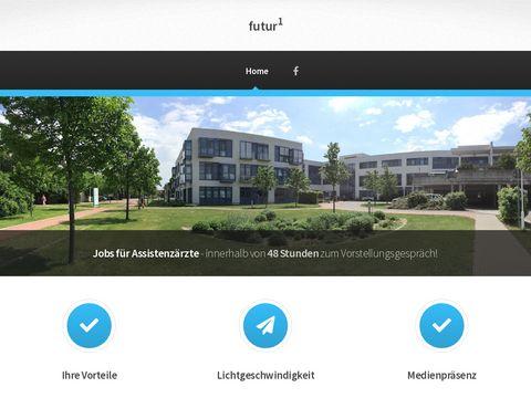 Futur1.pl oferty pracy dla lekarzy