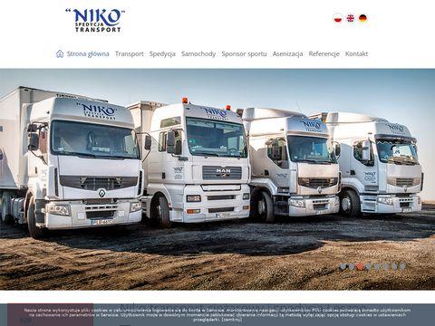 Fuhniko.pl firma transportowa Leszno