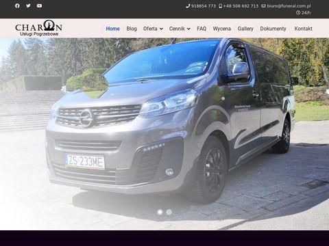 Funeral.com.pl międzynarodowy transport zwłok