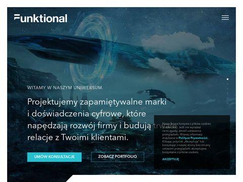 Funktional.pl - agencja btl Kraków