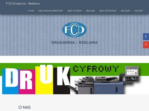 FCD druk cyfrowy Swidnica