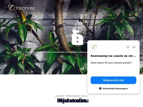 Fascinate.pl Obrączki ślubne, pierścionki