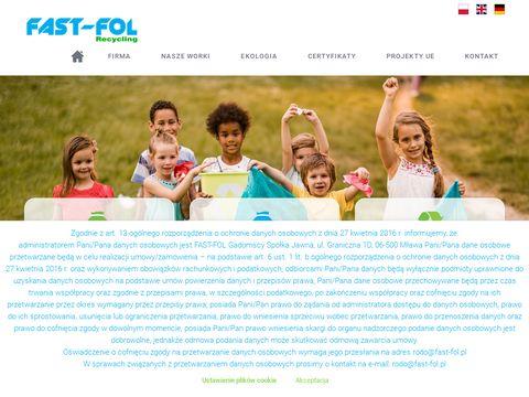 Fast-fol.pl worki do selektywnej zbiórki odpadów