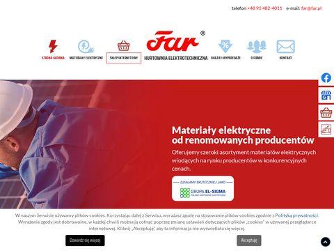FAR utp skrętka Szczecin