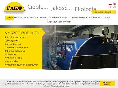 Fako.pl - kotły węglowe
