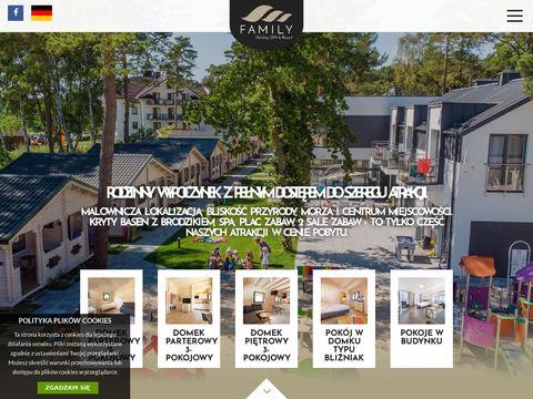 Family-holiday.pl - domki w Dziwnówku
