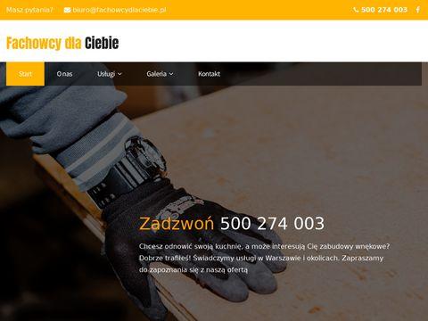 Ad-Active szafy wnękowe Warszawa