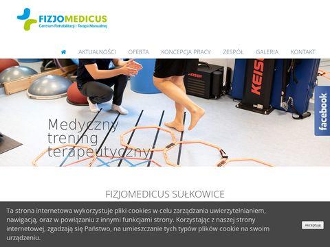 Fizjomedicus.pl terapia manualna Wadowice