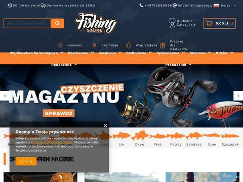 Fishingstore.pl sklep wędkarski