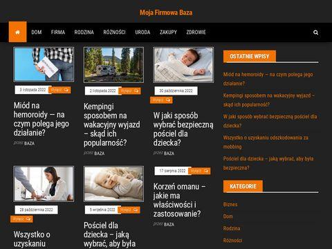 FirmowaBaza.pl - internetowa baza firm