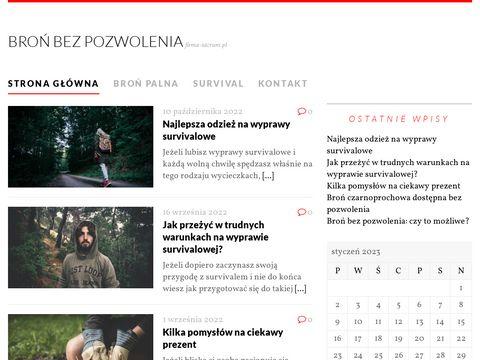 Firma-sacrum.pl zakład pogrzebowy Zabrze