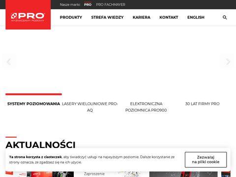 Firma-pro.pl - łaty murarskie