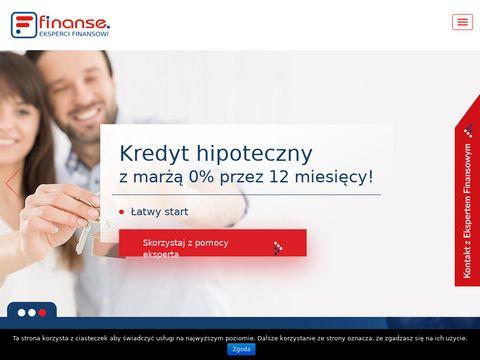 Finansepl.com kredyt na remont Będzin