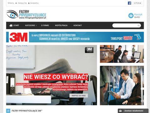 Filtryprywatyzujace.pl