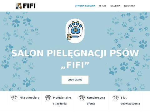 FIFI salon pielęgnacji psów