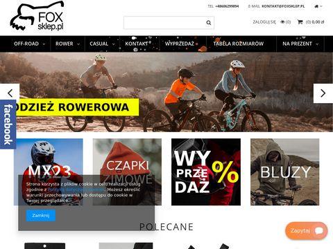 Foxsklep.pl spodnie fox