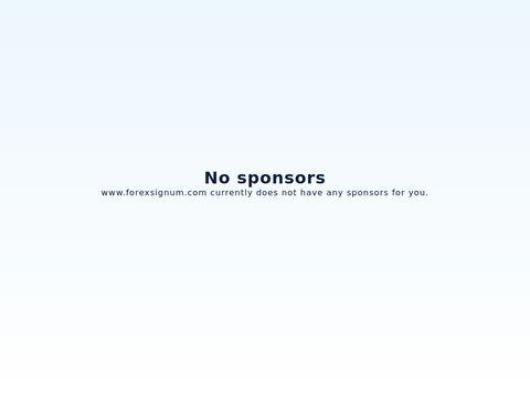Forexsignum.com sygnały forex
