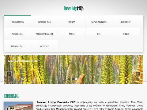 Foreverliving.info5.pl - blog