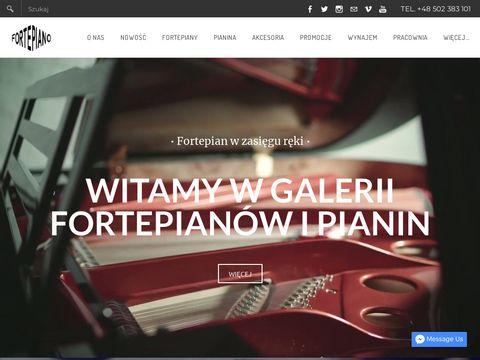 Fortepiano.com.pl tani fortepian