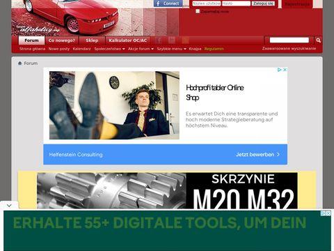 Forum.alfaholicy.org Alfa Romeo