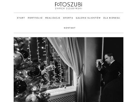 Fotograf ślubny Warszawa Fotoszubi
