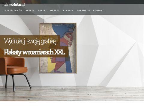 Fotoroleta.pl - fotorolety