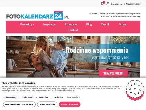 Fotokalendarz24.pl - fotokalendarze online